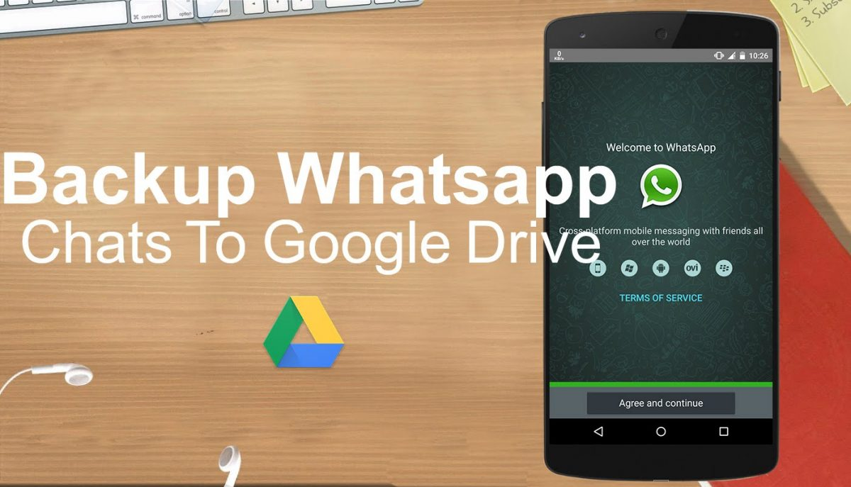 Backup Chat WhatsApp di Google Drive Tidak Terenkripsi